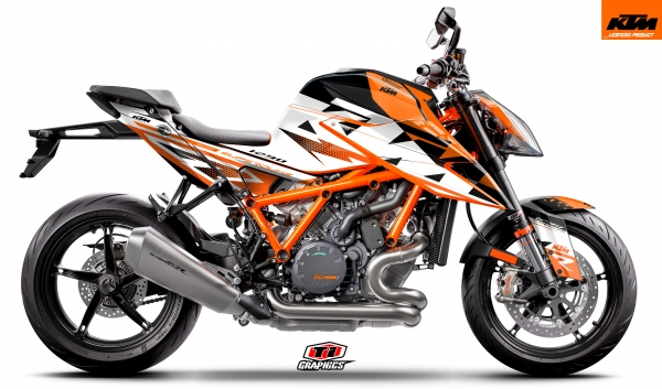 KTM Superduke1290 'DSG1' Orange