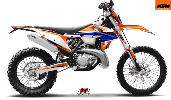 KTM EXC Dekor 'DSG1'