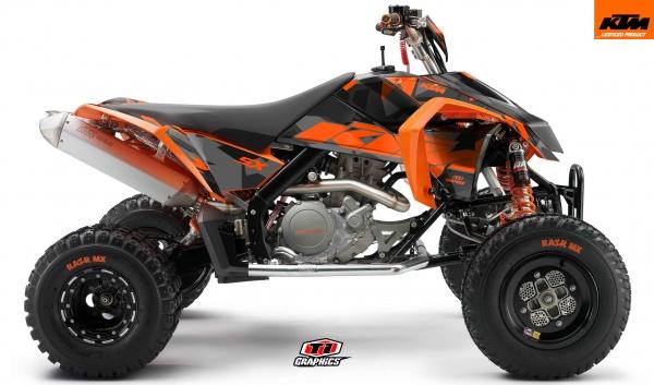 KTM ATV 'Camo'
